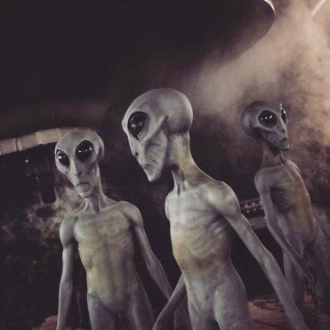 Inside the Internation UFO Museum