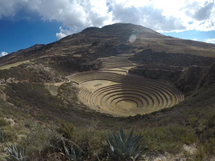 Moray Inca Ruin