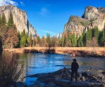 Me in Yosemite Valley