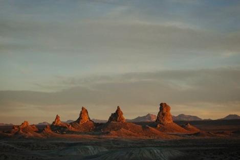 Trona Pinnacles. Photo by: Doug Michaels