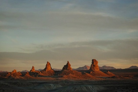 Trona Pinnacles. Photo by: Doug Michaels