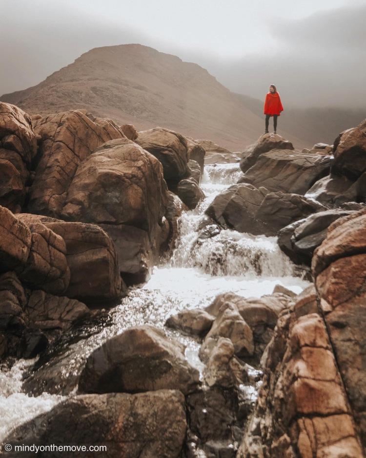 Tablelands in Gros Morne National Park